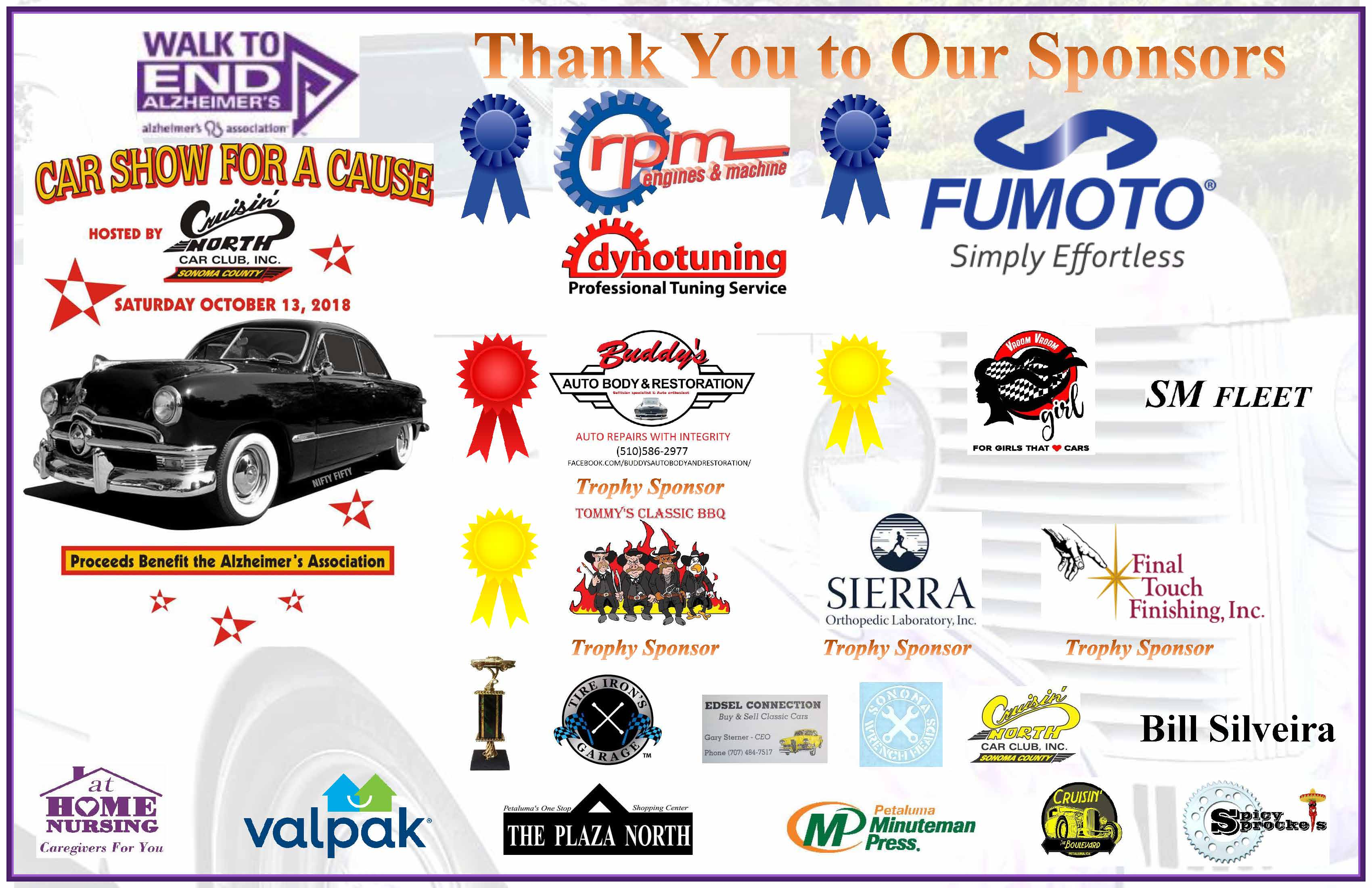 Sponsors Page 2018