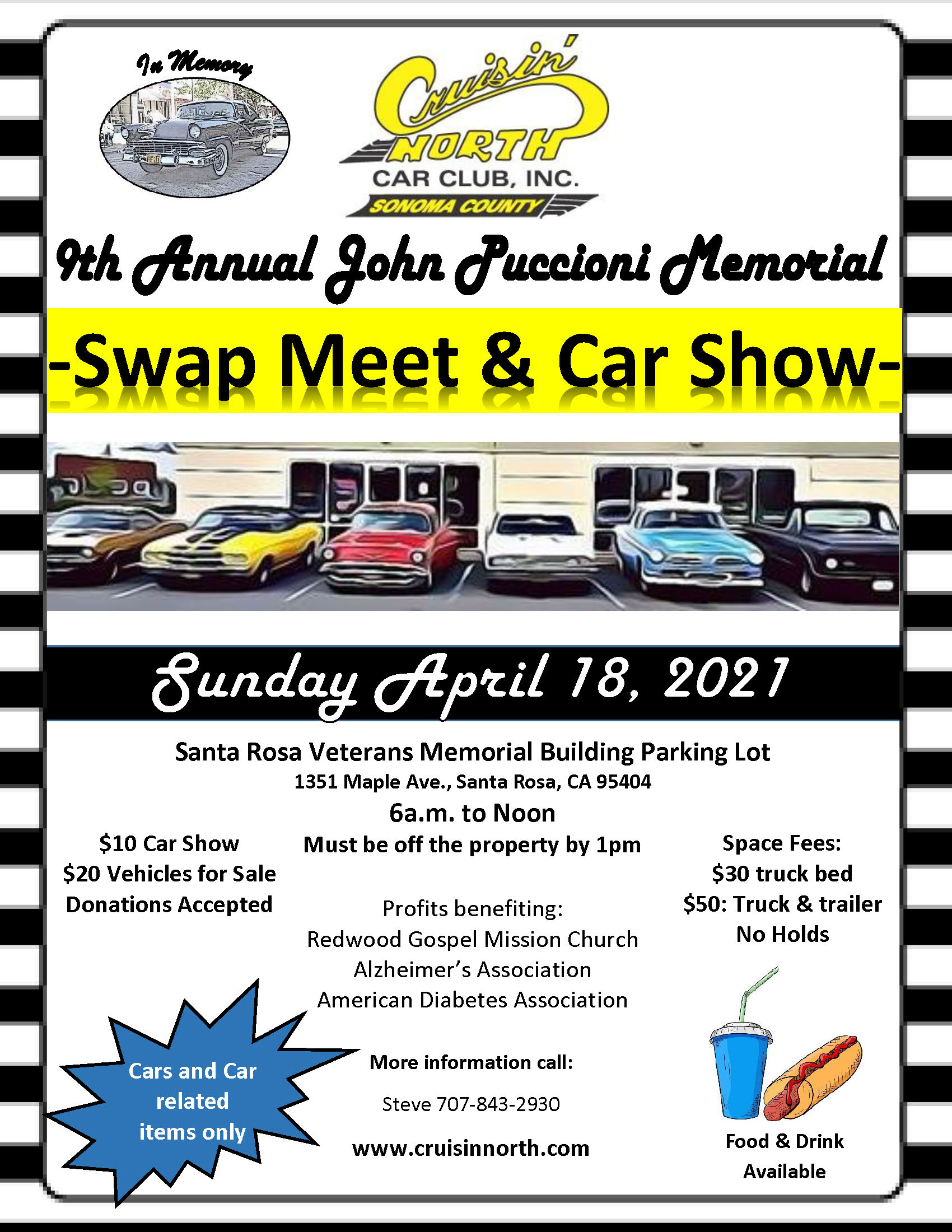 Swap Meet Flier 2021